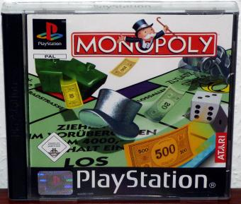 Monoploy PlayStation - ATARI/Sony 1997
