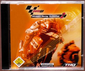 MotoGP Fahren am Limit Ultimate Racing Technology 2 Climax/THQ 2003
