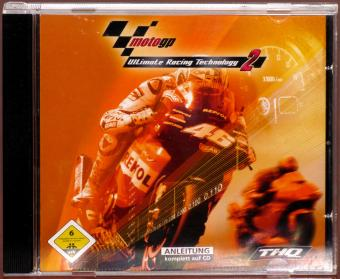 MotoGP Ultimate Racing Technology 2 - Fahren am Limit Climax/THQ 2003