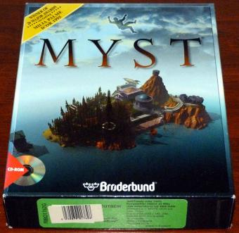 Myst - Broderbound/Cyan 1995