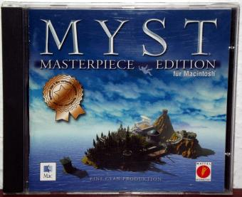 Myst Masterpeace Edition für Apple Macintosh - Cyan Productions/Mattel Interactive 2000