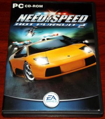 Need for Speed - Hot Pursuit 2 PC CD-ROM Spiel von EA Games