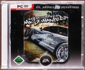 Need for Speed - Most Wanted - Berühmt und berüchtigt PC DVD-ROM Electronic Arts Inc. 2007