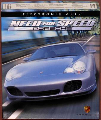 Need for Speed - Porsche PC CD-ROM Win95/98 Electronic Arts 2000