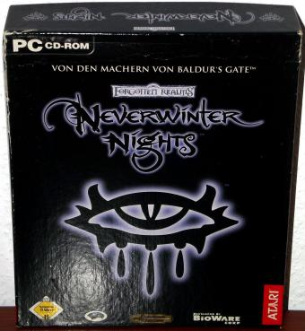 Neverwinter Nights Forgotten Realms - BioWare Corp./ATARI 2002