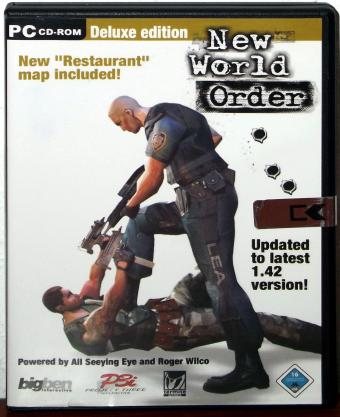 New World Order Deluxe Version - bigben Interactive/P3i/termite Games 2003