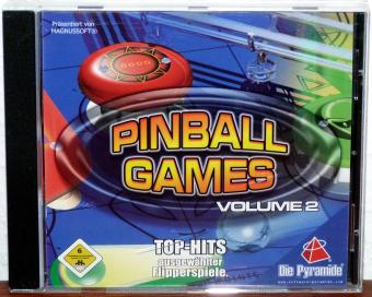 Pinnball Games - Volume 2 - Magnussoft
