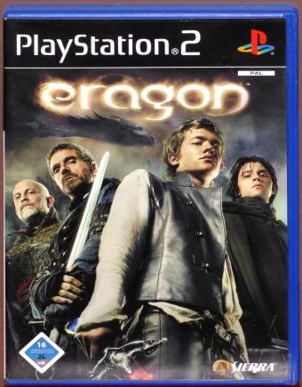 PlayStation 2 (PS2) Eragon - Drachenreiter Twentieth Century Fox/Sierra 2006