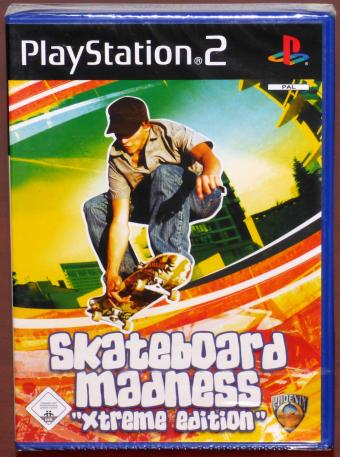 PlayStation 2 (PS2) Skateboard Madness Xtreme Edition NEU Phoenix Games 2007