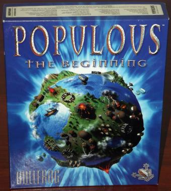 Populus The Beginning - Bullfrog / Electronic Arts 1998