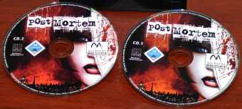 Post Mortem PC CD-ROM Microids 2002