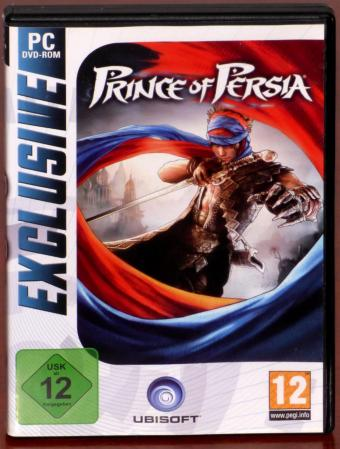 Prince of Persia - Du bist das Licht - Exclusive PC DVD-ROM Ubisoft Entertainment 2008