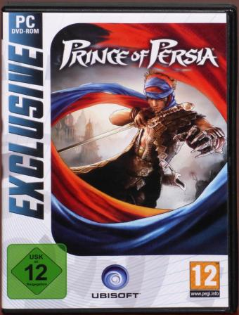 Prince of Persia - Du bist das Licht PC DVD Exclusive Ubisoft 2008