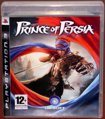 Prince of Persia PlayStation PS3 Sony/Ubisoft Blu-ray Disc 2008