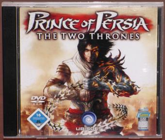 Prince of Persia - The two Thrones PC DVD Jewelcase Ubisoft 2005