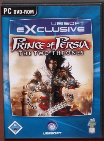 Prince of Persia - The two Thrones PC DVD Ubisoft eXclusive 2005