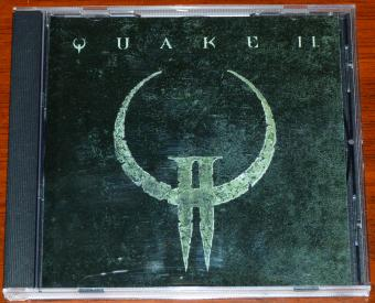 Quake II - US-Version for sale only with Top 10 Games Magazine is Software/Activision 1997