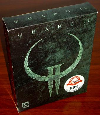 Quake II  - US Version von id Software / Activision 1997