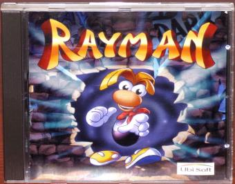 Rayman PC CD-ROM Ubi Soft Entertainment 1995