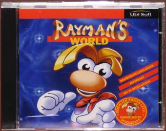 Rayman's World PC CD-ROM 24 neue Level in 6 Welten inkl. Leveleditor UbiSoft Entertainment GmbH 1997