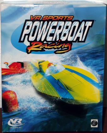 Riverboat Racing VR Sports/Interplay Productions 1998