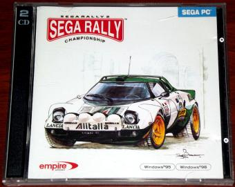 SEGA Rally Championchip - empire Sport 1999