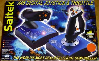 Saitek X45 Digital Joystick
