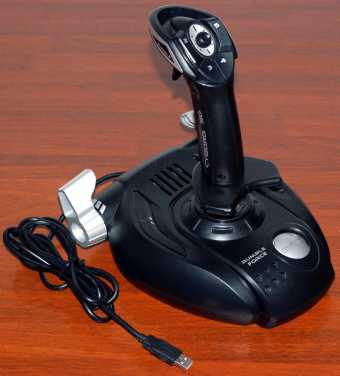 Saitek Rumble Force USB Joystick