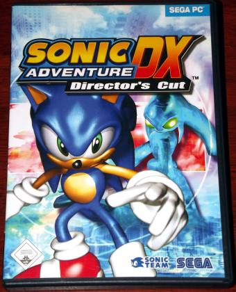 Sonic Adventure DX Directors Cut - SEGA 2003