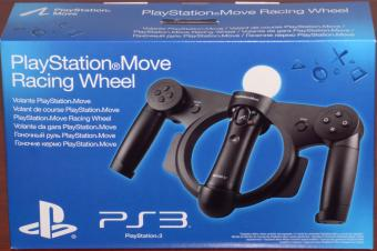 Sony PlayStation 3 Move Racing Wheel PS3 Motion Controller NEU/OVP