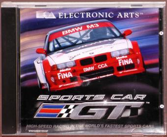 Sports Car GT High-Speed Racing PC CD-ROM inkl. Handbuch Image Space Incorporated/Electronic Arts 1999