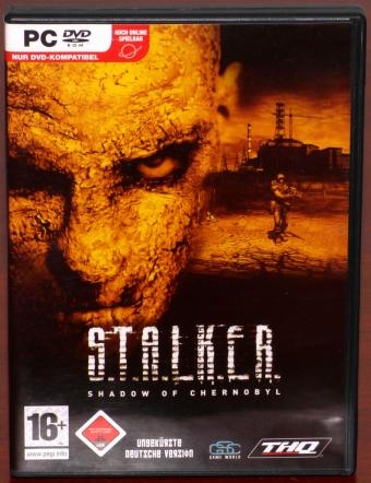 Stalker - Shadow of Chernobyl - ungekürzte Deutsche Version GSC Game World/Transavision Ltd./THQ Entertainment 2006