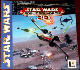 Star Wars - Rogue Squadron 3D Elite Mission by LucasArts