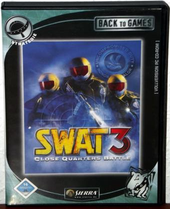 Swat 3 - Close Quarters Battle - PointSoft/Sierra 1999