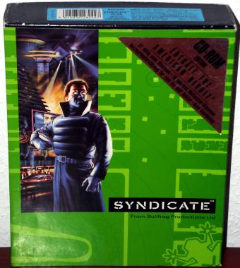 Syndicate Plus CD-Rom Edtion - Bullfrog Productions Ltd./Electronic Arts 1993
