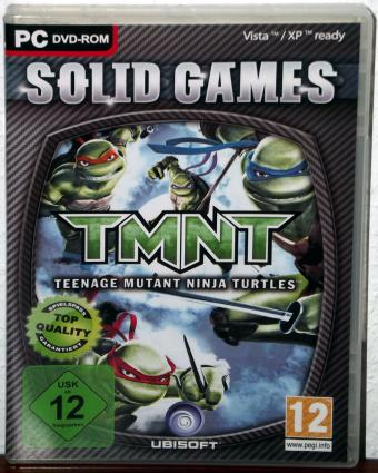TMNT - Teenage Mutant Ninja Turtles - Mirage Studios/Ubisoft 2007