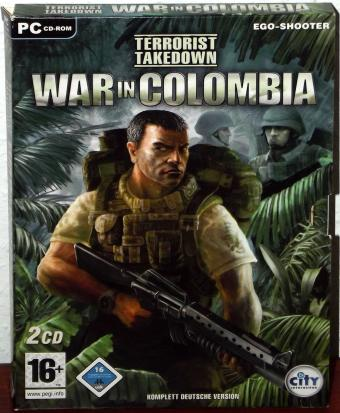 Terrorist Takedown War in Colombia - City Interactive/dtp entertainment AG 2006
