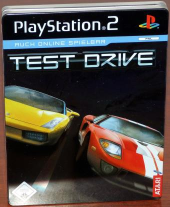 Test Drive Unlimited PlayStation 2 (PS2) Spiel Melbourne House Studio/ATARI 2007