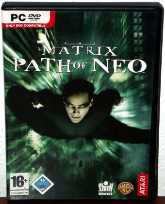 The Matrix - Path of Neo - Shiny Entertainment / ATARI 2005