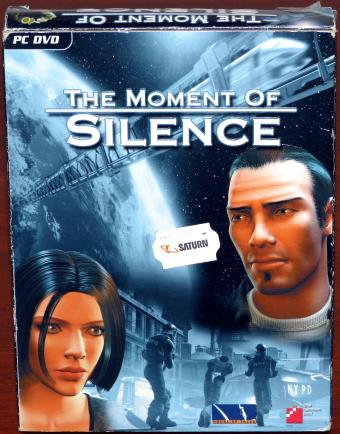The Moment of Silence - House of Tales Entertainment GmbH/digital Tainment Pool 2004