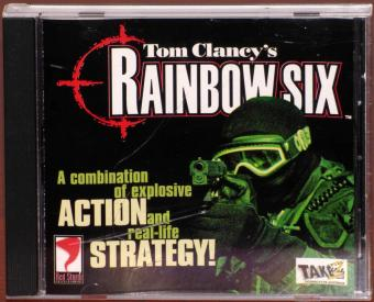 Tom Clancy's Rainbow Six PC CD-ROM Red Storm Entertainment/Take2/RSE Holdings 1998