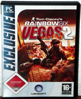 Tom Clancy's Rainbow Six Vegas 2 - Ubisoft 2008