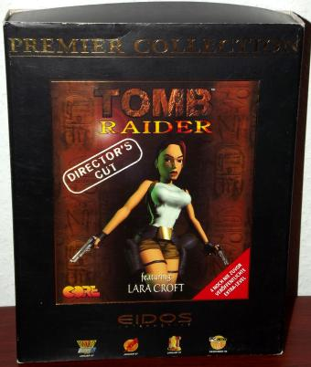 Tomb Raider Directors Cut - Premier Collection - Core/Eidos 1998