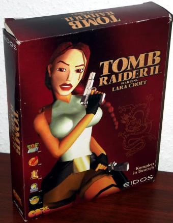 Tomb Raider II starring Lara Croft - Core Design / Eidos Interactive 1997