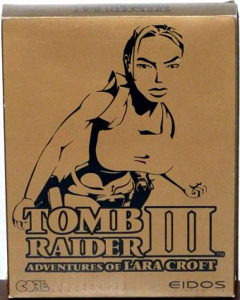 Tomb Raider III Adventures of Lara Croft - Core Design/Eidos Interactive 1998