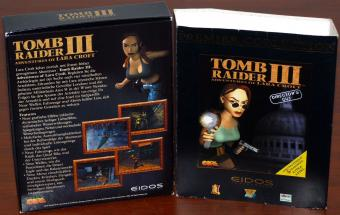 Tomb Raider III Directors Cut - Premier Collection - Core/Eidos 2000