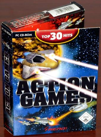 Top 30 Hits - Action Games - Trendi