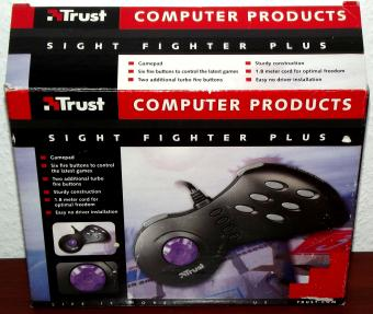 Trust Sight Fighter Plus Gamepad