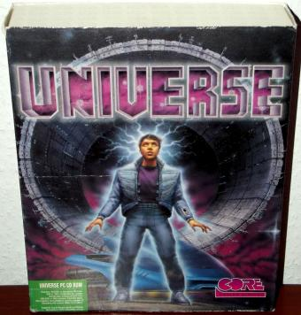 Universe - Core Design Limited 1994