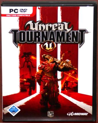 Unreal Tournament 3 Ego-Shooter PC DVD inkl. Spielanleitung Epic Games/Midway 2007
